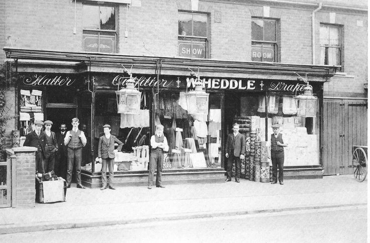 heddle 39 s park street southend on sea old photo 39 s of. Black Bedroom Furniture Sets. Home Design Ideas