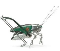 edouard martinet - insecten van afvalmateriaal