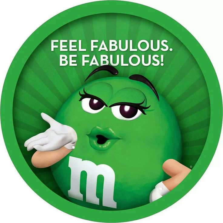 20 Best Images About M&M's (Green One's Rule!) On Pinterest