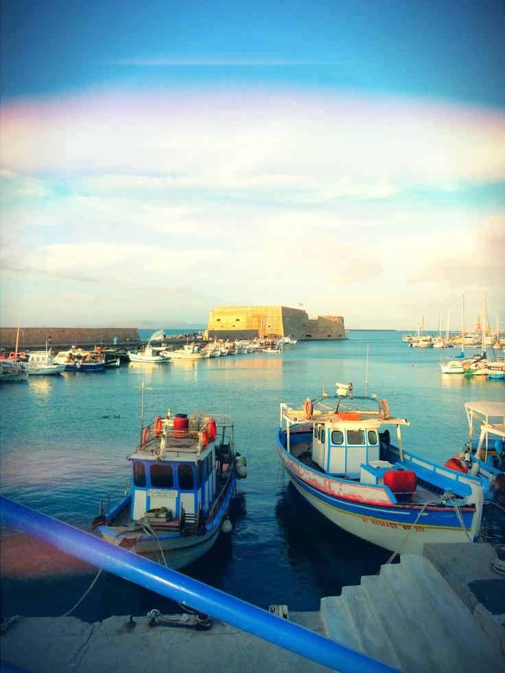 Herakleion,Crete island