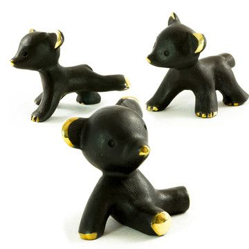 Modern Vienna Bronze, A Mid-Century Bronze Menagerie @FAB (on sale)  about $50.