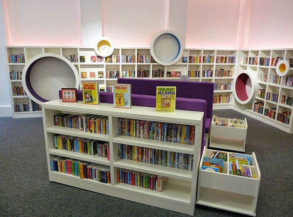 Here You Can View Our Themed Libraries Designers Create Bespoke Areas To Provide Exciting Innovative Learning For All Ages