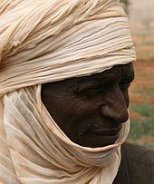 Tuareg people - of the Sahara Desert