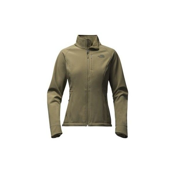 The North Face Women's Apex Bionic 2 Fleece Jacket - Updated Design ($149) ❤ liked on Polyvore featuring activewear, activewear jackets and the north face