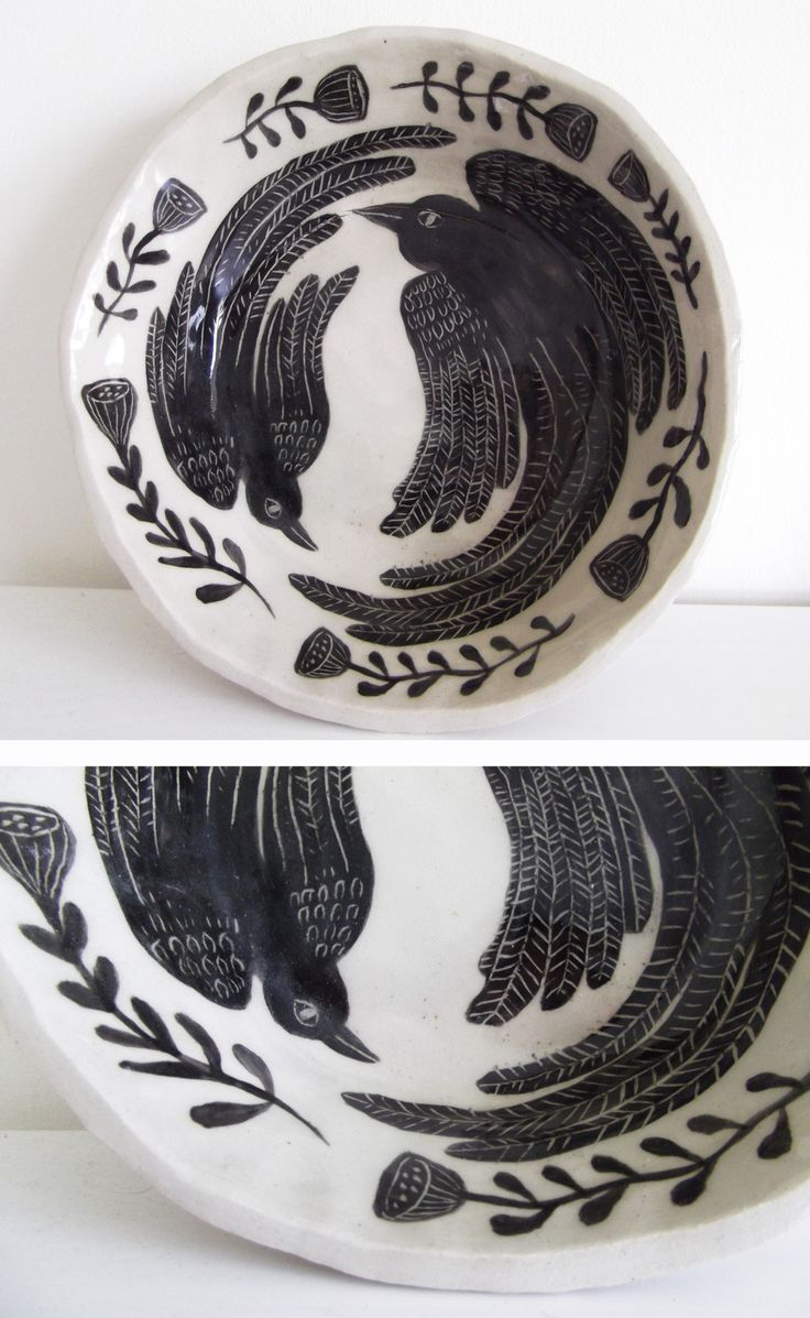**** NEW FROM THE KILN*** This Bowl isnt for sale BUT i do have lots to see and for sale, swing over to my FB page to see more ceramics…https://www.facebook.com/pages/Melissa-Castrillon-illustration/371684099508786