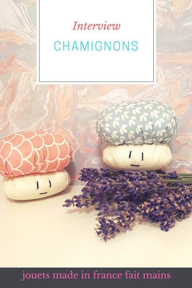 portrait de la boutique Chamignons, les jouets pour chat artisanaux made in france