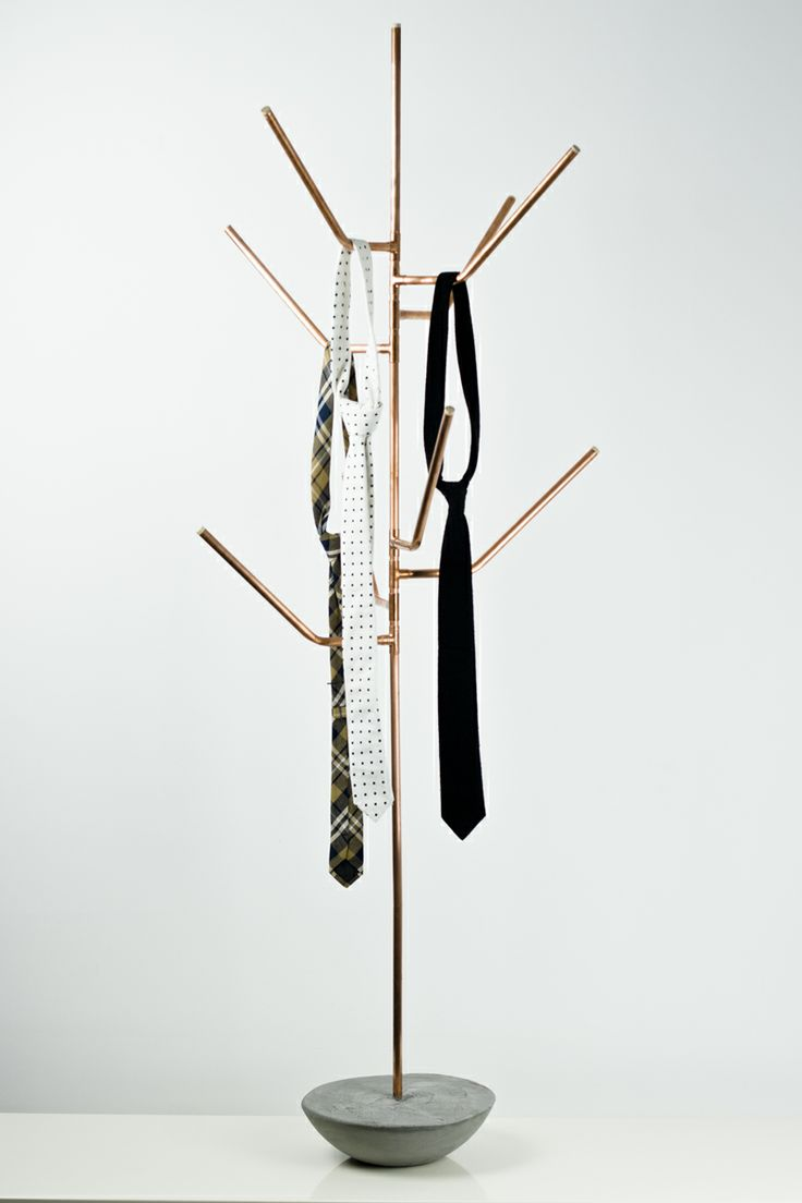 hangON accessories copper hanger