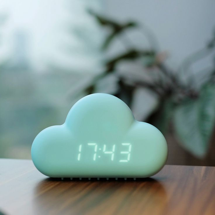 Fun Cloud Alarm Clock | BKBT Concept