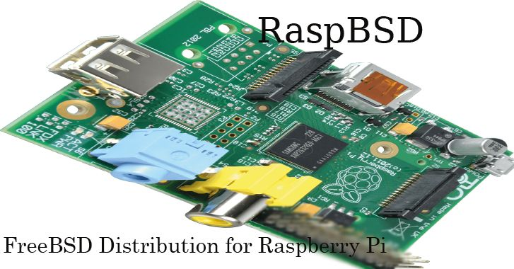 RaspBSD – FreeBSD distribution for Raspberry Pi