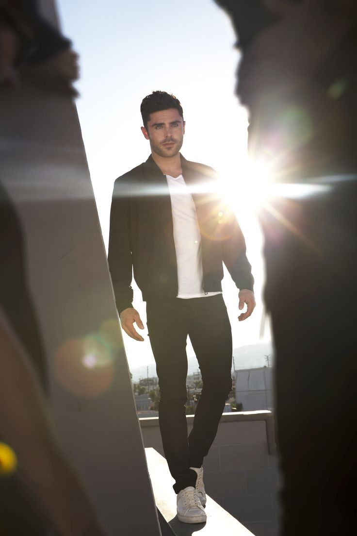 Dare to take that first step: Zac Efron in the Your Time Is Now campaign