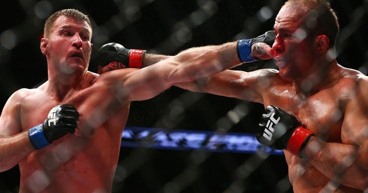 Junior Dos Santos respects Stipe Miocic but there's only one 'baddest man on the planet'...