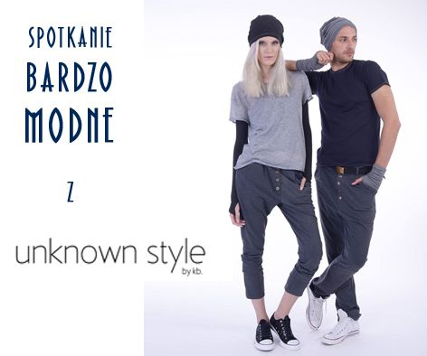 polish brand of fashion UNCNOWN STYLE #clothing #man #polish #fashion #designer #unique #spotkaniabardzomodne