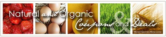 One question I am asked repeatedly is how to save money on natural and organic foods. I post Natural & Organic Deals regularly, but I thought I'd put this page together as a one-stop reference point for all natural and …