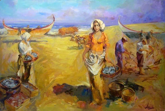 Antonio Duarte - Portuguese painter