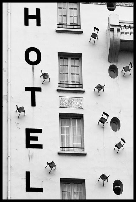 """hôtel à Lyon """"le collège"""" http://www.college-hotel.com/"""