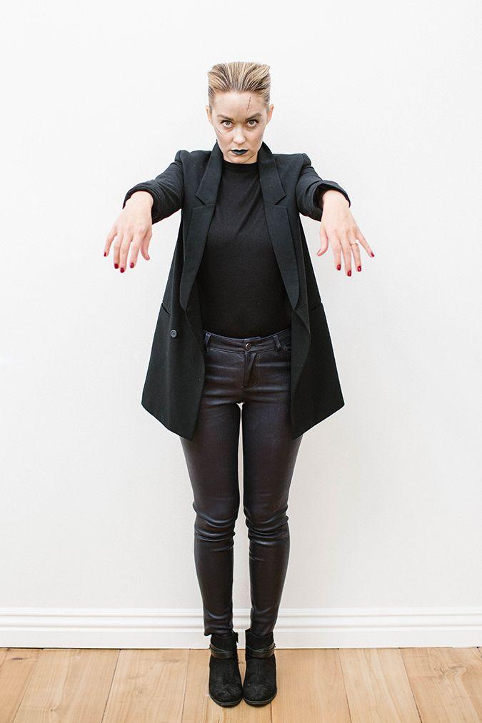 Frankenstein DIY costume