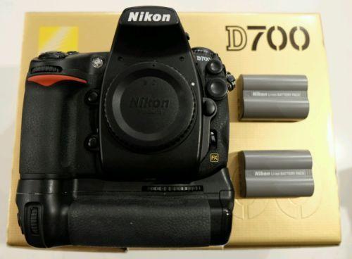 Nikon-D-D700-12-1-MP-Digital-SLR-Camera-with-MB-D10-grip-and-2-Nikon-batteries
