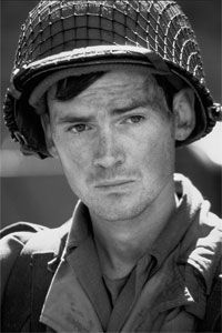 "Sgt. Isaac Maroney ""Allies in the Axis"" (Jeremy Davies)"
