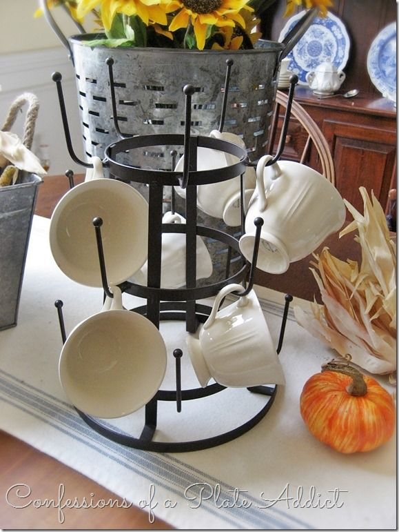 CONFESSIONS OF A PLATE ADDICT French Farmhouse Style...from World Market