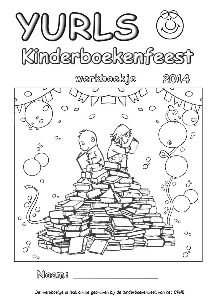 Werkboekje Feest http://www.internetwijzer-bao.nl/document/werkboekje_kinderboekenfeest