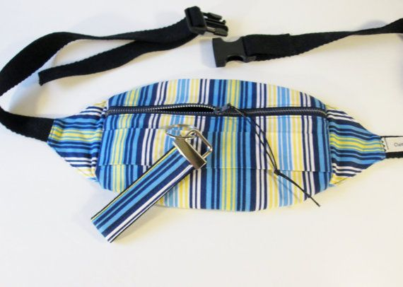 Stylish Fanny Pack Travel Bag Fitness Bag Fashion by ClemmieVs