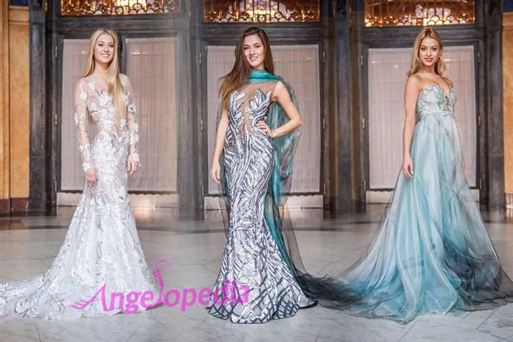Andrea Bezdekova crowned as Ceska Miss 2016