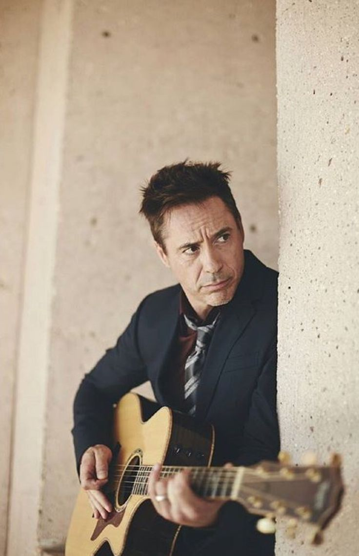 Robert Downey Jr., 2014...I absolutely LOVE how incredibly talented he is. His voice when he sings is to die for