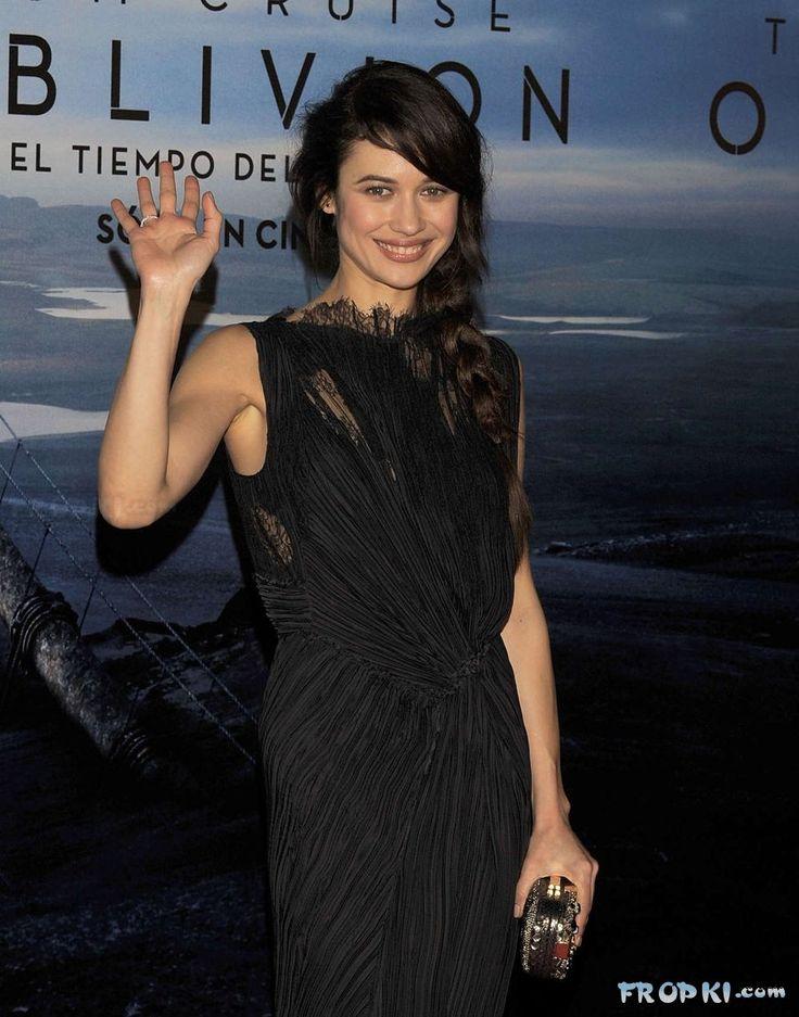 "Olga Kurylenko - ""Oblivion"" premiere in Buenos Aires"