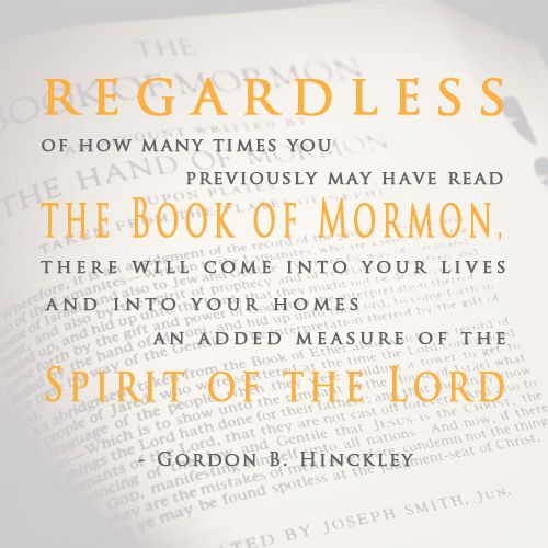 Renewing Your Mind Through the Book of Mormon