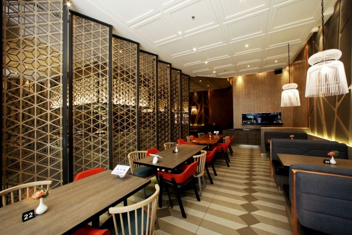 Maison Tatsuya Restaurant by Metaphor Interior at Kota Kasablanka, Jakarta – Indonesia » Retail Design Blog