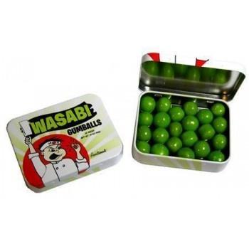 Chewing-Gums au Wasabi