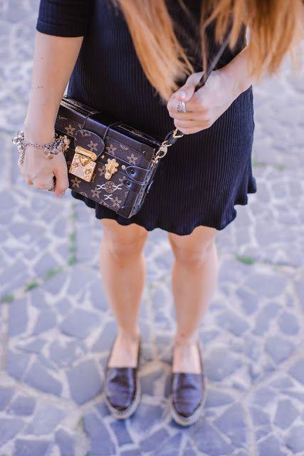 #legsfordays #dress #zara #bags #details #look #espadrilles