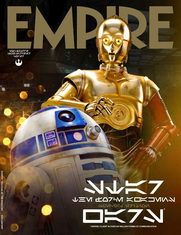 Star Wars 7: Empire dévoile les unes de son numéro spécial Réveil de la Force | Star Wars HoloNet