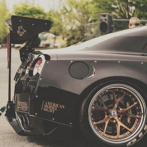 Nissan Skyline GTR R35.......