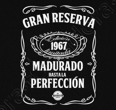 324f4cd3aba38 Camiseta Cumpleaños 1967 Jack Daniels. - nº 1445715 - Hombre