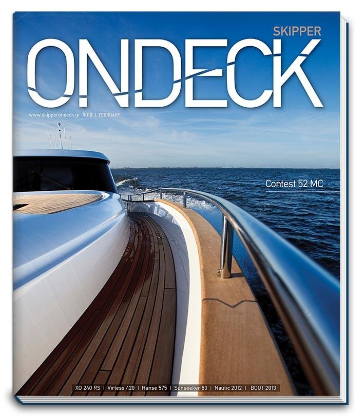 Skipper ONDECK #019