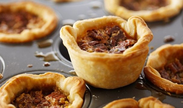 Pecan Butter Tarts : Bake with Anna Olson : The Home Channel