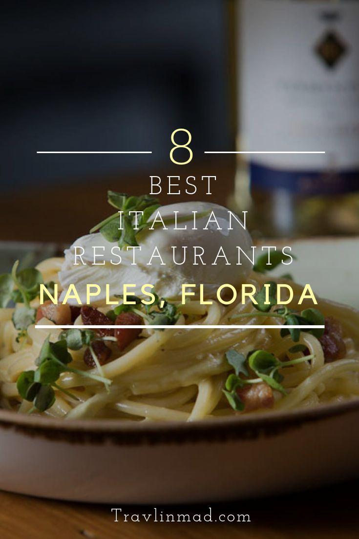 eight Favourite Genuine Italian Eating places in Naples, Florida