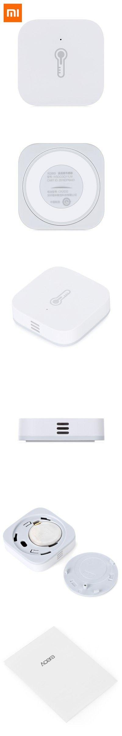 Xiaomi Aqara Temperature Humidity Sensor-9.99