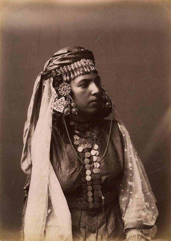 1000+ images about Algerian Fashion on Pinterest | Belle ...