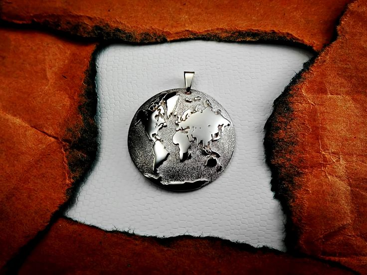 The 25 best world necklace ideas on pinterest map necklace the 25 best world necklace ideas on pinterest map necklace world map necklace and earth world map gumiabroncs Image collections