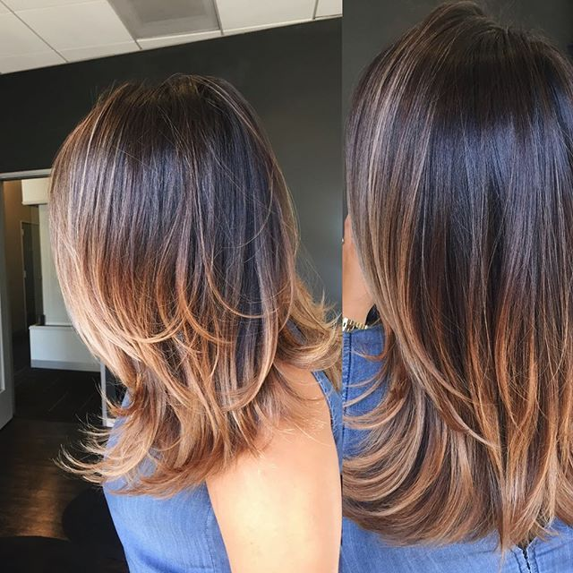 "Transition into your fall color melt by toning down any brightness with a cooler tone... It won't necessarily be ""darker"" just more subtle."