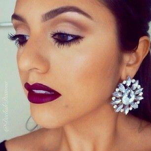 Rebel lipstick and vino lip liner
