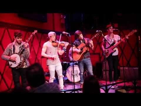 Sleepy Man Jam at Rockwood Music Hall - YouTube