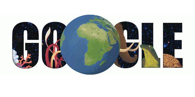 #Google celebra la #GiornatadellaTerra con #doodle e quiz
