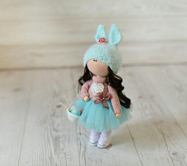 Куколка Зайка