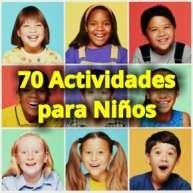 70 Actividades para Niños