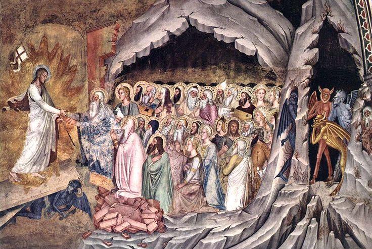 Descente du Christ dans les Limbes, Andrea Bonaiuti