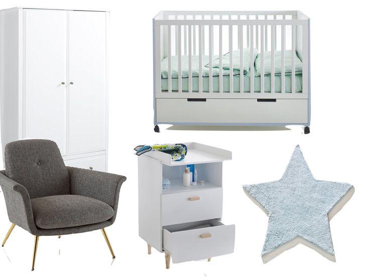 Maternidade: essenciais para o quarto do bebé - Style It Up