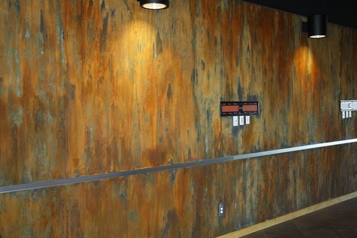 Modern Masters Iron Paint W Activator Rust Effect